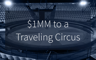 Quail Provides $1MM Equipment Financing for Traveling Circus