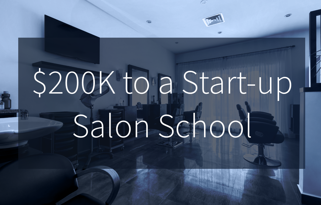 Quail Concludes $200K Equipment Financing for a Startup Hair Salon School