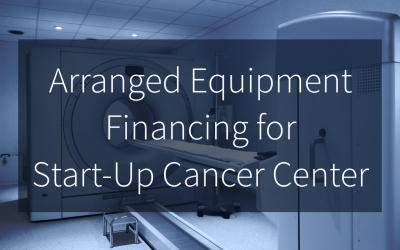 Quail Arranges Equipment Financing to Start-up Cancer Center